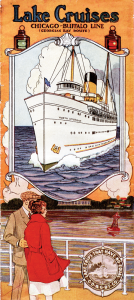 Chicago Buffalo line Cruises