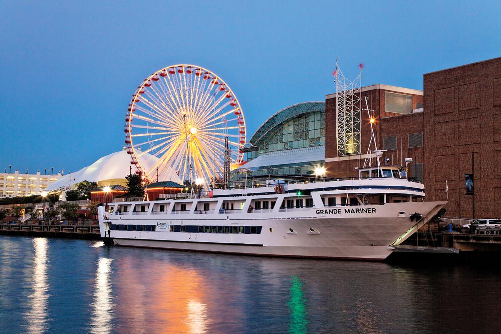 Grande Mariner Navy Pier Chicago