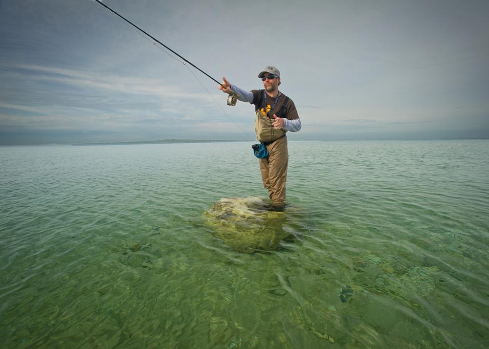Tim Ramano Casting Fishing Line