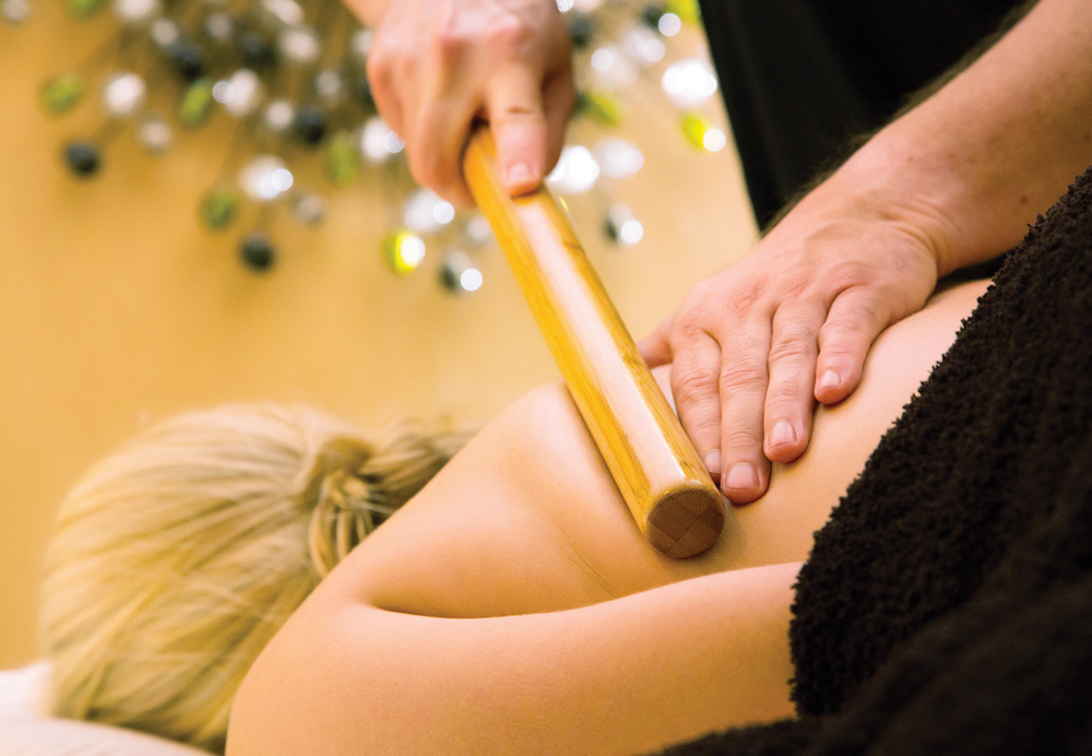 Boyne Highlands Bamboo Massage