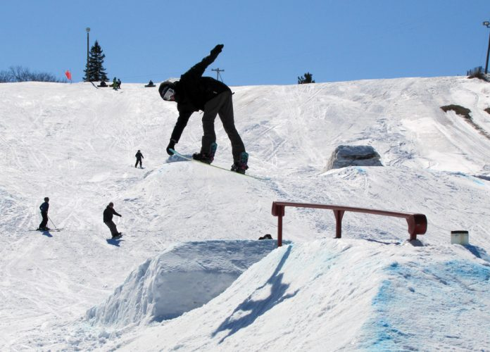 Michigan Top 5 Small Slopes