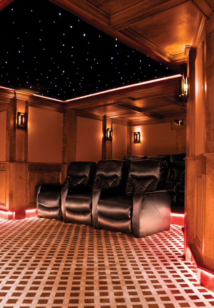 automation home theatre