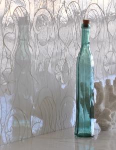 New Ravenna octopus garden bottle