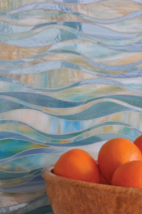 Virginia Tile oasis orange