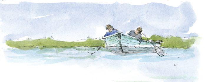 Water Water - Rowing