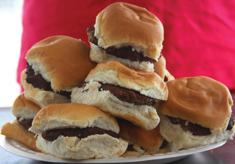 Caseville Hamburgers