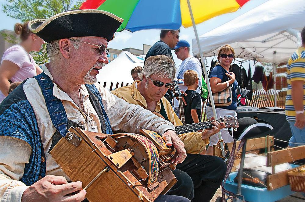 Tall Ships Musicians