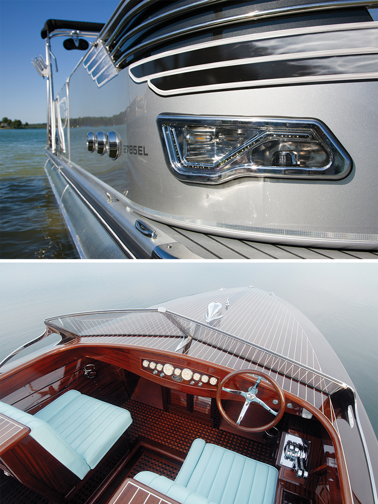 Avalon Pontoons