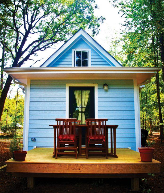 Harbinger Tiny Home