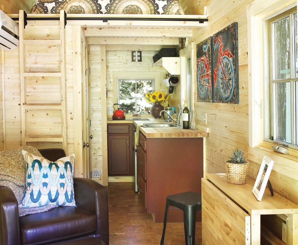 Linden Tiny Home Interior