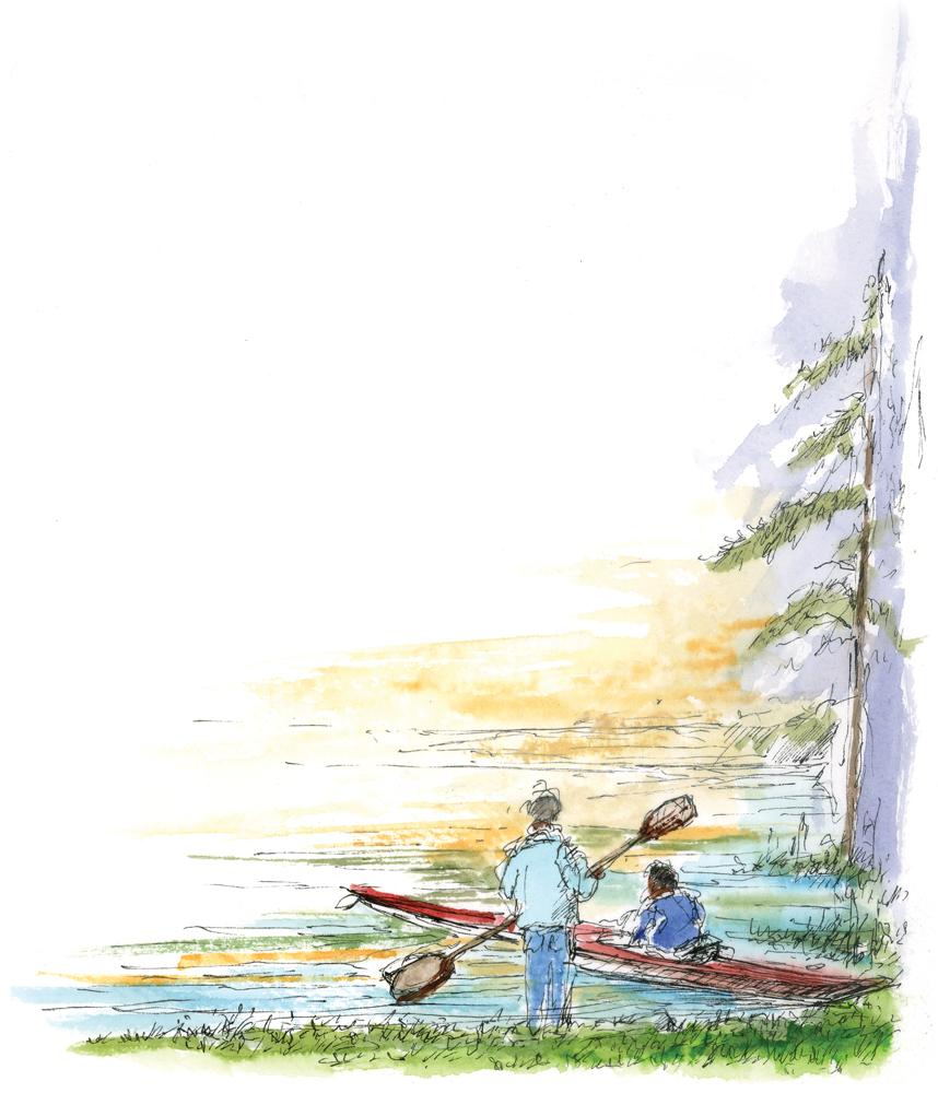 the journey home illustration 2