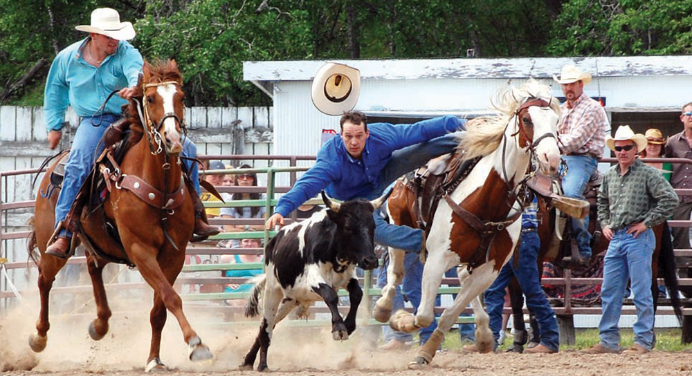 Rodeo in Iron County