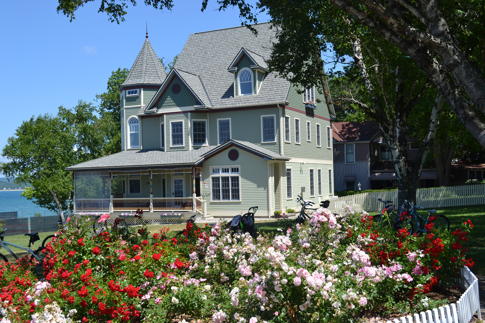 Bay View Victorian Home