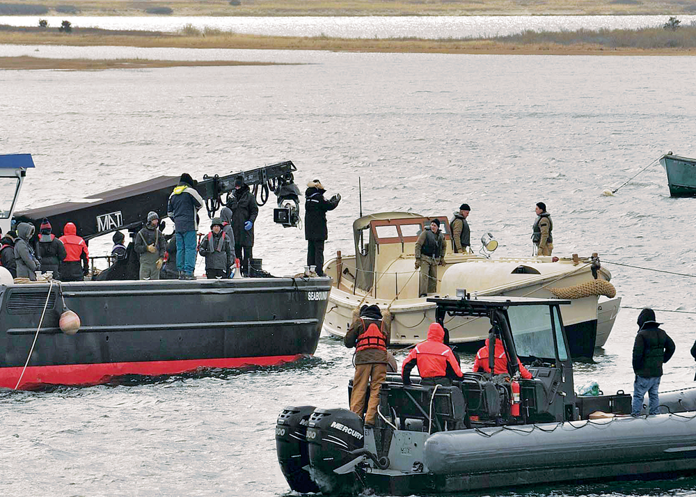 The Finest Hours Behind The Scenes