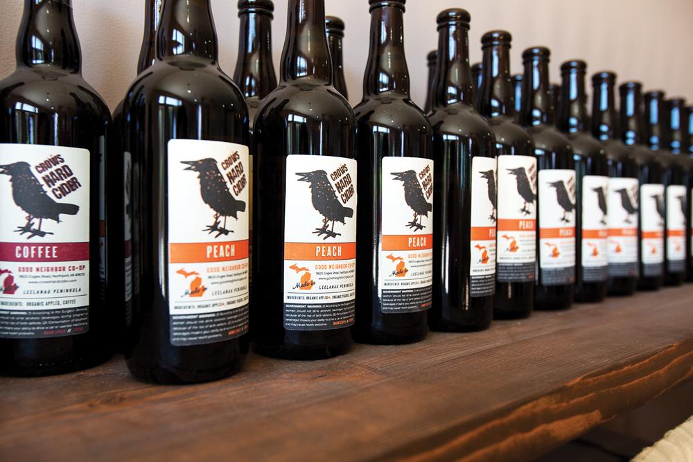 crows hard cider