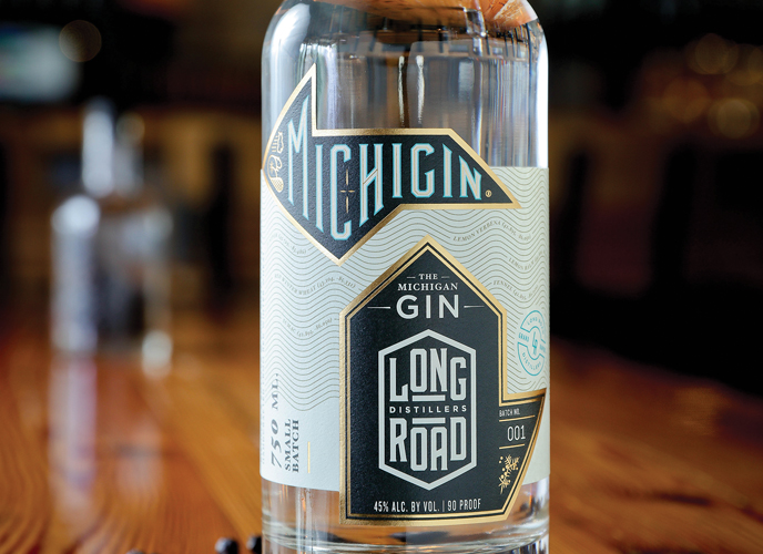 Long Road Distillery - MICHIGIN