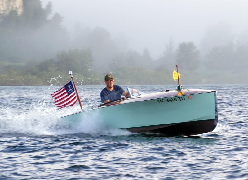 Mackinac Island - boat rides