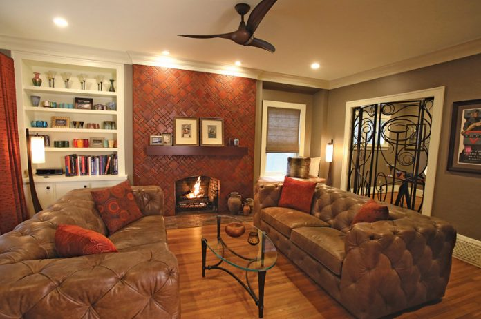 Dan Davis Designs - Fireplace
