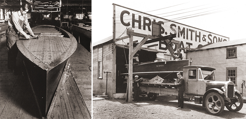 Chris Smith & Sons Boat Co.