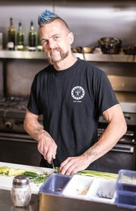 Chef Eric Peterson