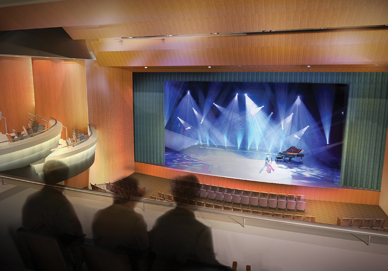 The Great Lakes Center for the Arts - Stage