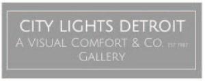 City Lights Detroit logo