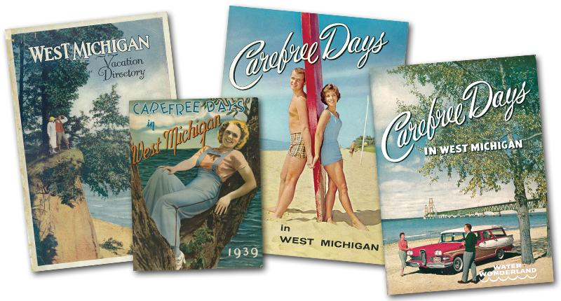 WMTA promotional brochures