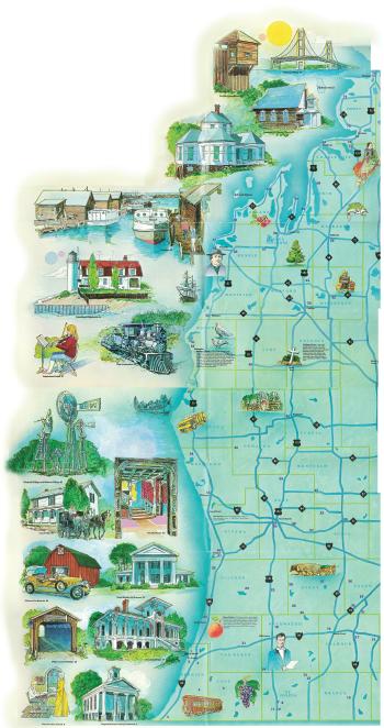 Michigan festivals & events