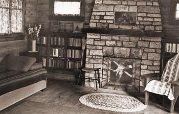 Vintage Cottage postcard 2