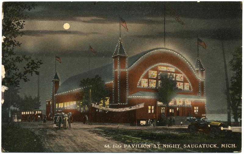 Saugatuck Big Pavilion - Exterior