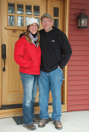 Christi and Todd Petersen