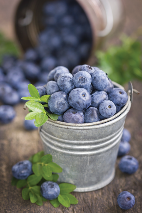 Blueberries Courtesy Thinkstock