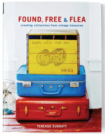 Found, Free & Flea book