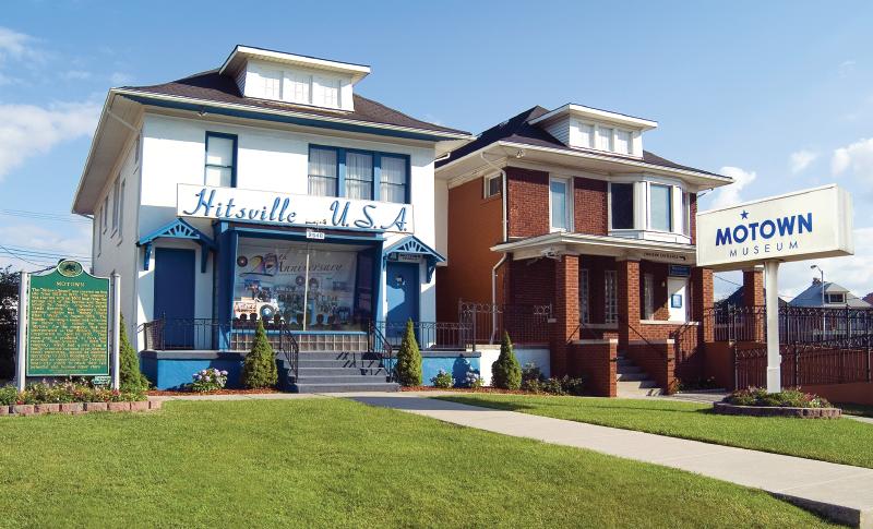 Motown Museum - Hitsville Campus