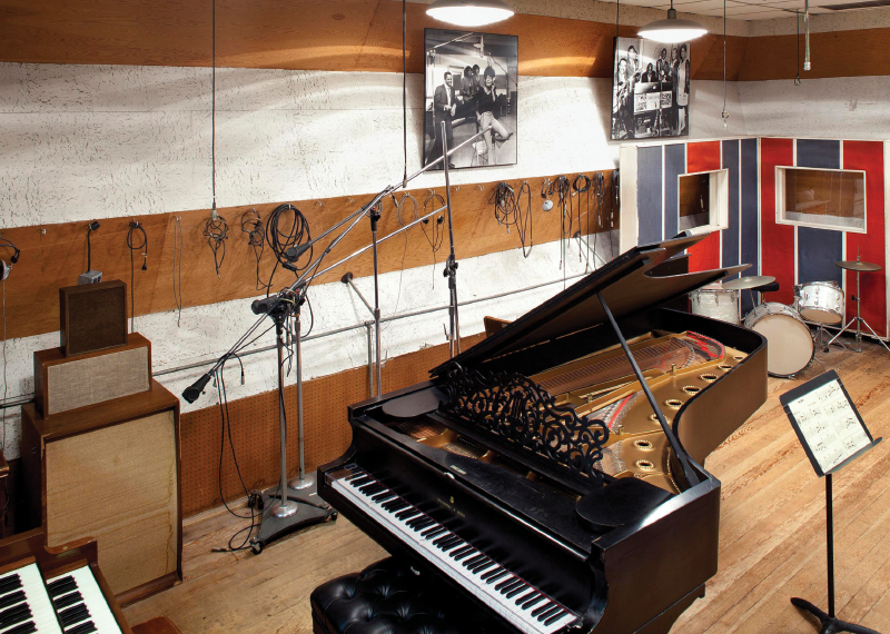 Motown Museum Studio