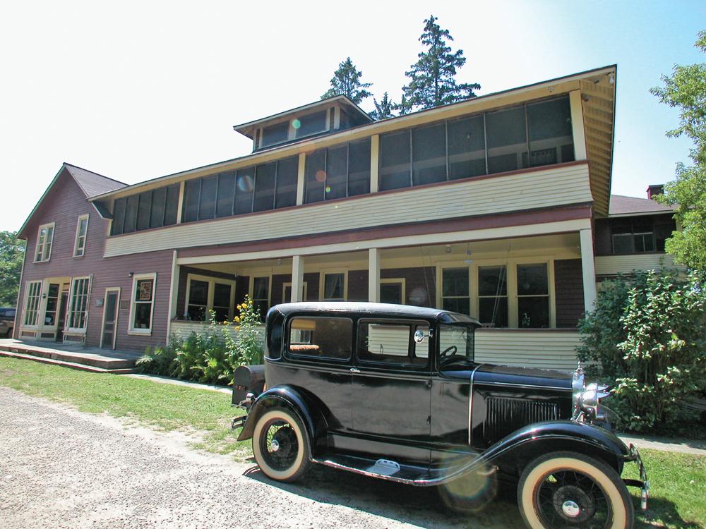 Fullers Vintage Car