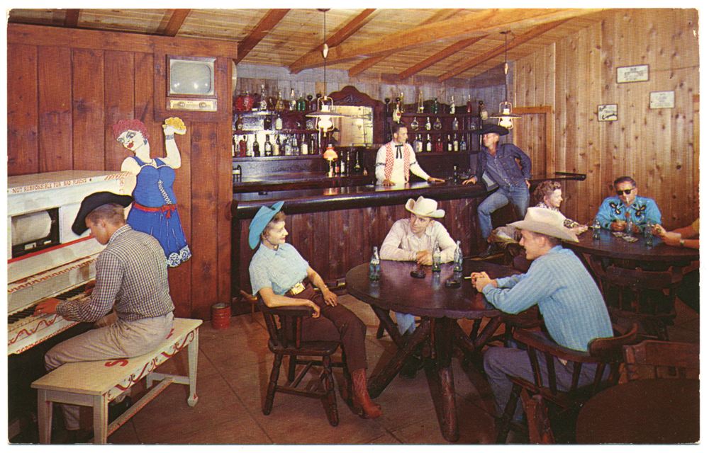 Gay El Rancho Saloon