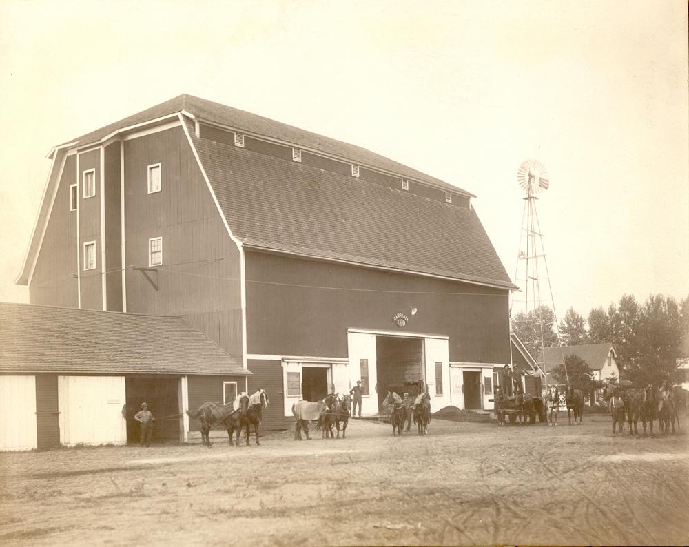 Gilmore Car Museum circa 1900