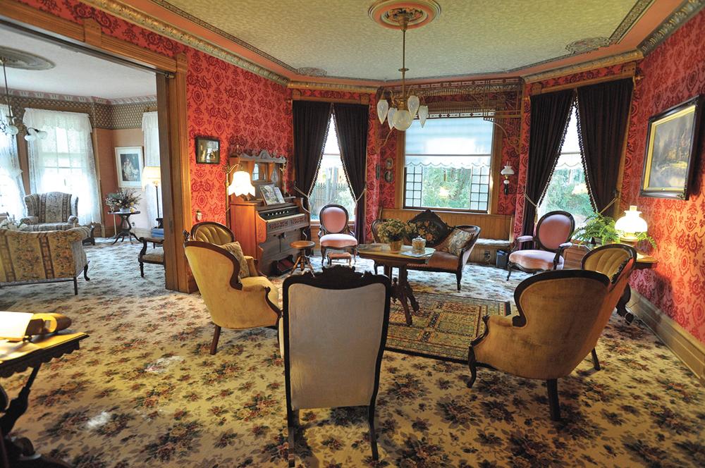 Grand Victorian Interior