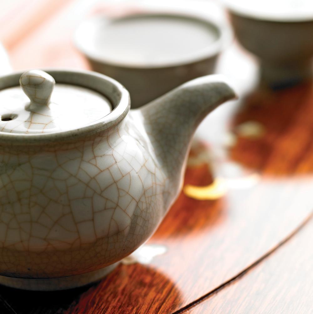 Japanese Teapot