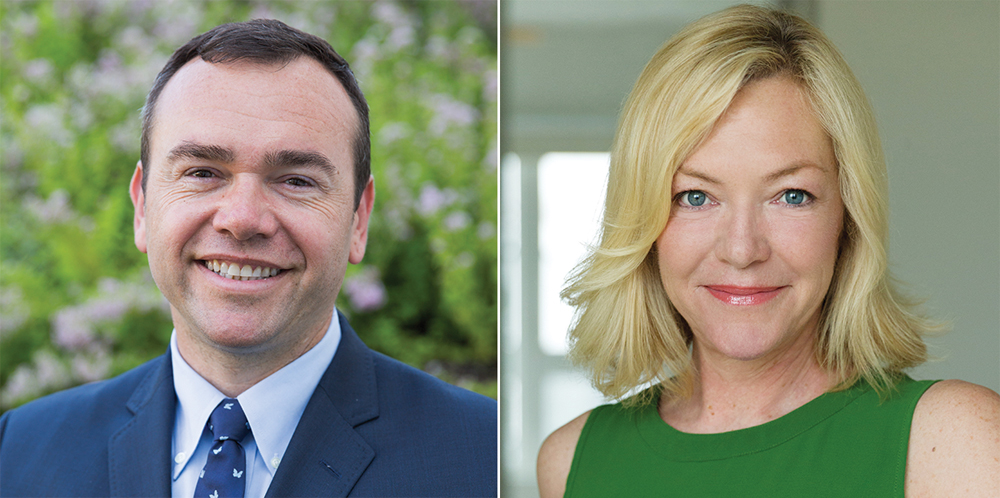 Mark and Liz Ware