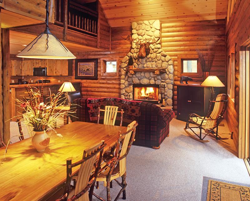 Mountain Cabins at Boyne Mountain Resort