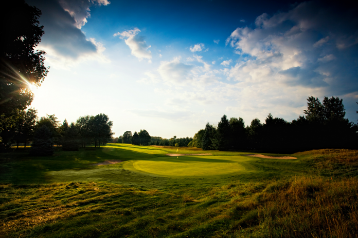 Golf Course Courtesy Thinkstock