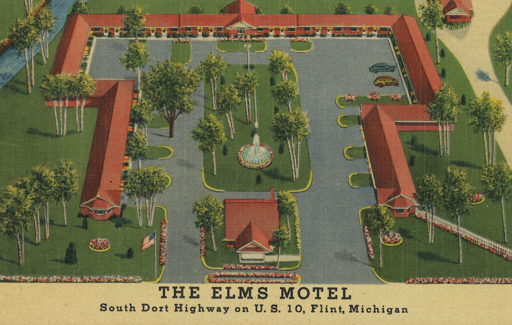 The Elms Motel - Flint