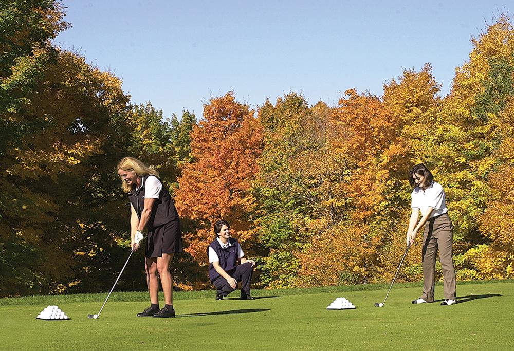 Treetops Ladies Golf School