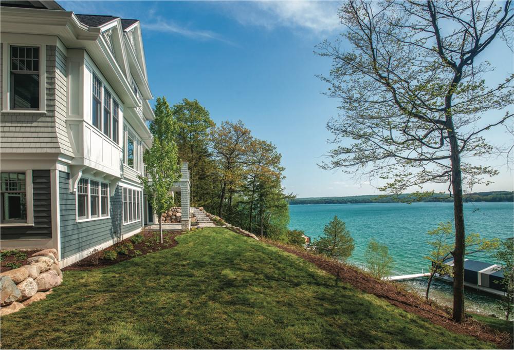 Walloon Lake - Side View