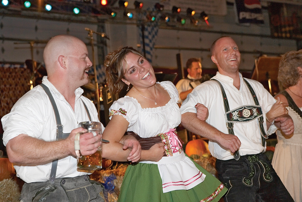 October Fest in Frankenmuth