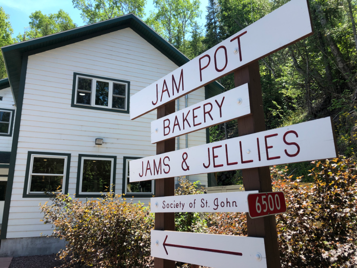 The Jampot Bakery