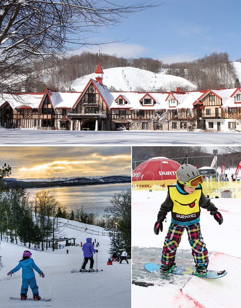 Homestead and Boyne Resorts