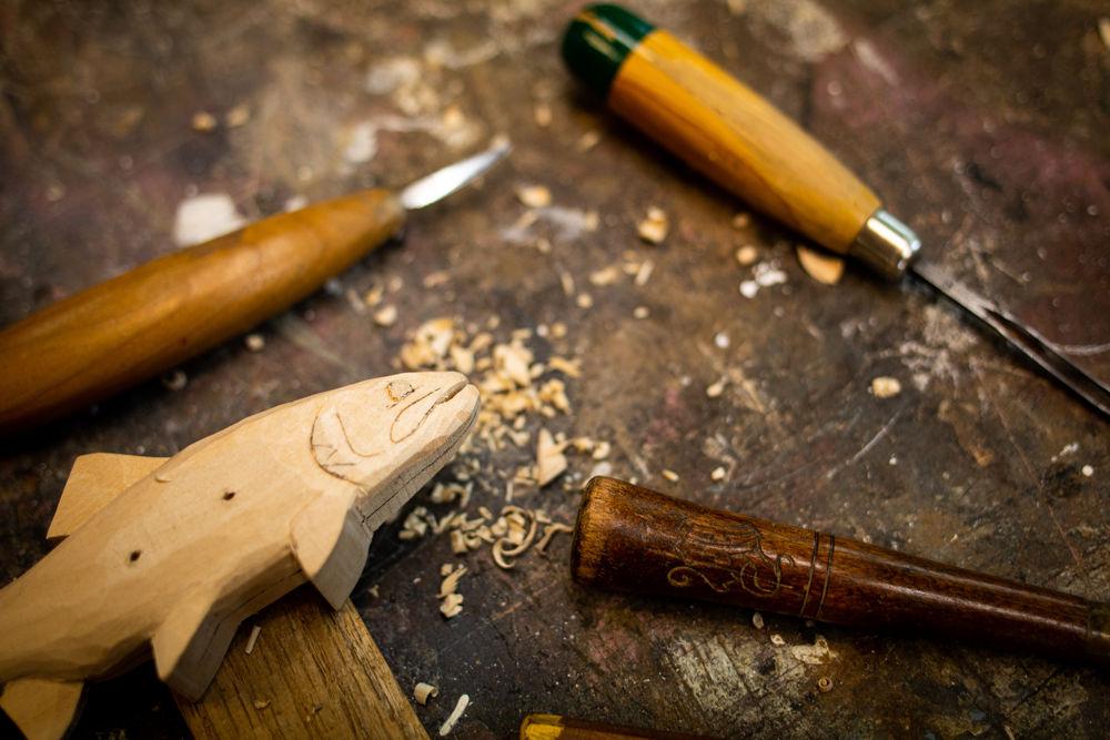 Sunfish Woodworks Tools